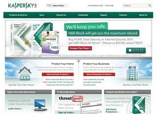 Kaspersky.com coupons