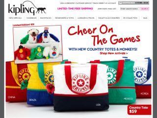 Kipling coupons in store