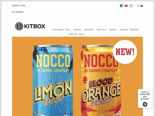kitbox coupon code