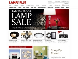 Lampsplus.com coupon code
