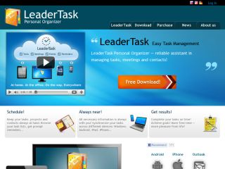 Leadertask coupons