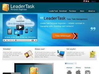 Leadertask coupons
