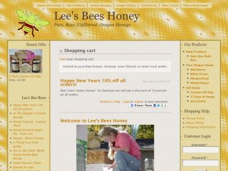 LeesBeesHoney.com coupons