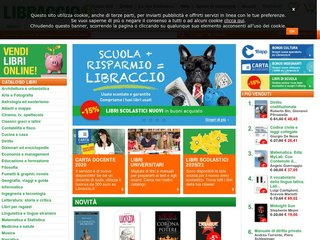 libraccio coupon code