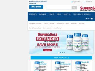LifeExtension.com coupons
