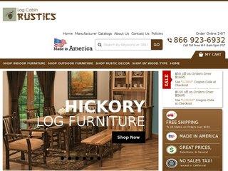 Logcabinrustics.com coupons