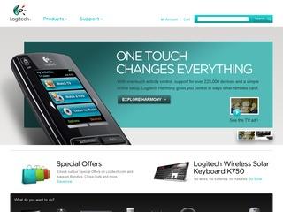 Logitech.com coupons
