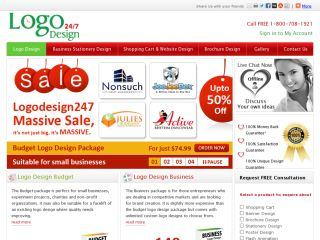 Logo Design 247 coupons
