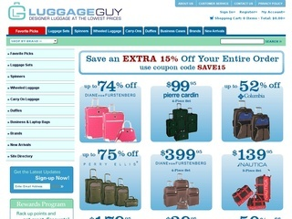 Luggage Guy coupons