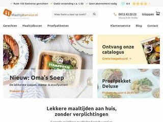 Maaltijdservice NL - Familyblend