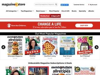 Meredith Magazine Store