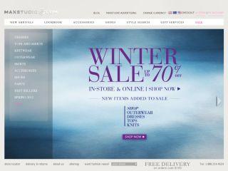 Maxstudio.com coupons