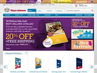 Mayer-Johnson coupons