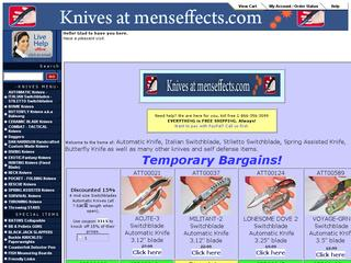 Menseffects.com coupons