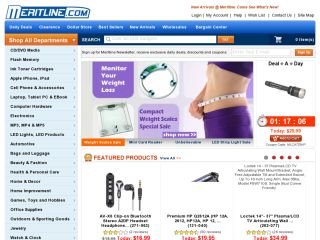 Meritline coupons