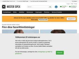 Mister Spex NO