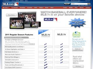 MLB.tv coupons