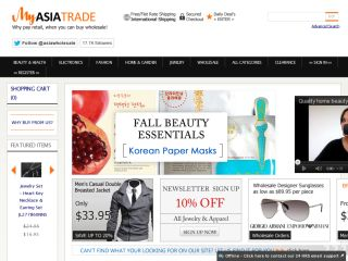My Asia Trade coupons