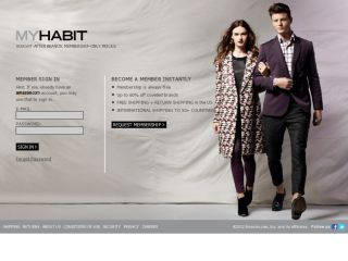 MyHabit coupons