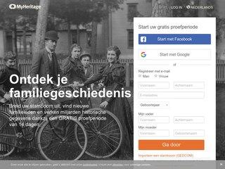 MyHeritage NL