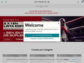 MyProtein ES