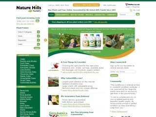 Nature Hills coupons