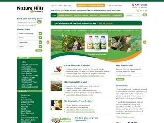 Nature Hills coupons