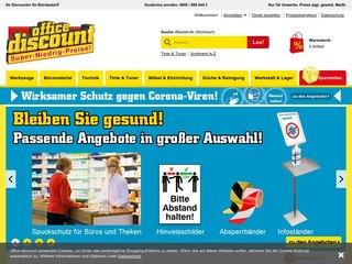 office discount - Ihr Discounter für Bürobedarf!