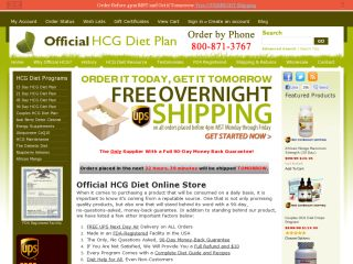 HCG Diet Plan coupons