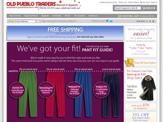 Old Pueblo Traders coupons