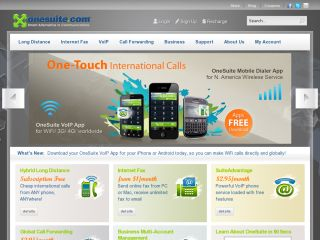 OneSuite Corporation coupons