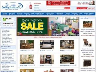 OneWayFurniture.com coupons
