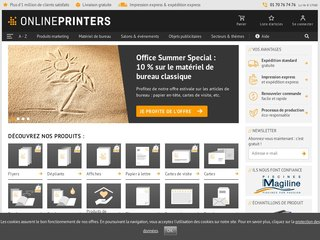 onlineprinters coupon code