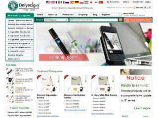 Onlyecig.com coupons