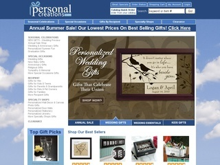 Personalized creations coupon code