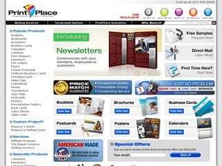 Print Place coupons