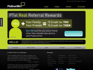 PlatinumTel Wireless coupons