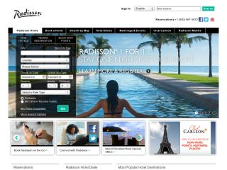 Radisson Hotels coupons
