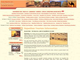 Rajasthan Tourism Bureau coupons