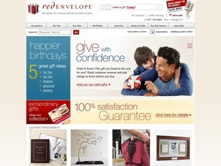 RedEnvelope coupons
