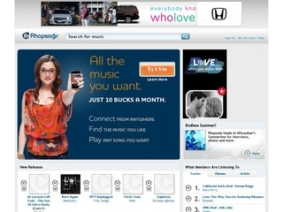 Yahoo! Music Unlimited coupons