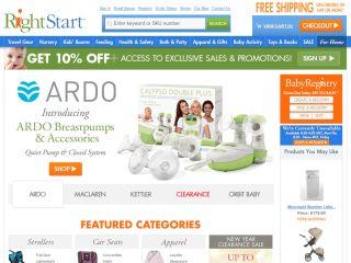 Rightstart.com coupons