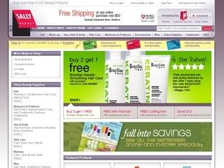 Sallybeauty.com coupons