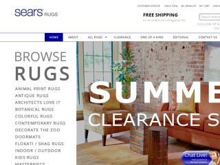 Searsrugs.com
