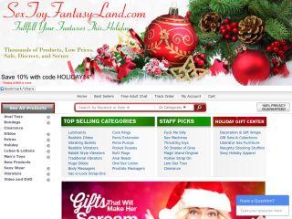 Sextoyfantasyland.com coupons
