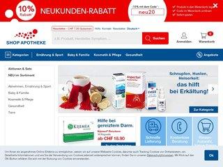Shop Apotheke CH