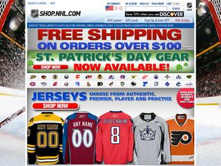 Nhl shop coupon codes
