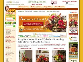 Silkflowers.com coupons