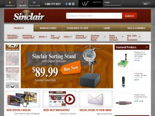Sinclair International coupons