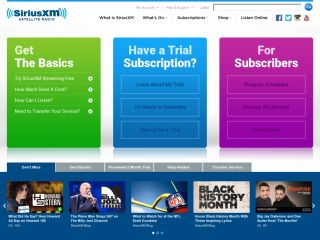 SiriusXM Black Friday Deals Don't miss out on Black Friday discounts, sales, promo codes, coupons, and more from SiriusXM! Check here for any early-bird specials and the official SiriusXM sale.